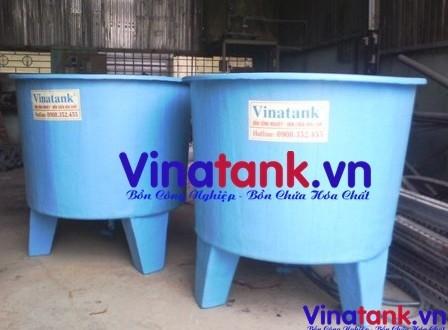 Bồn thủy sản composite thay thế các loại bồn thông thường