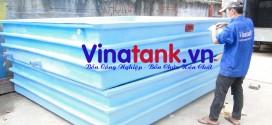 Bồn thủy sản composite luôn đem đến chất lượng tốt nhất